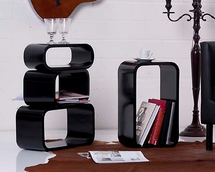 cube regalset 4 tlg wandregal raumteiler w rfel retro regale lounge wandboard ebay. Black Bedroom Furniture Sets. Home Design Ideas