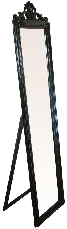 standspiegel 180 x 45 cm barock antik wandspiegel spiegel. Black Bedroom Furniture Sets. Home Design Ideas
