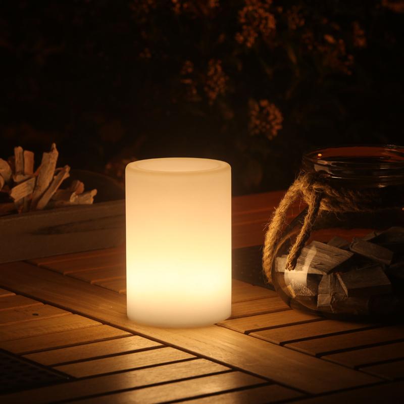 smooz tube akku tischleuchte led tischlicht tischlampe ebay. Black Bedroom Furniture Sets. Home Design Ideas