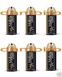 MALIZIA UOMO GOLD - deodorant EdT 6x 150ml sixpack (1.99 Euro pro 100ml)
