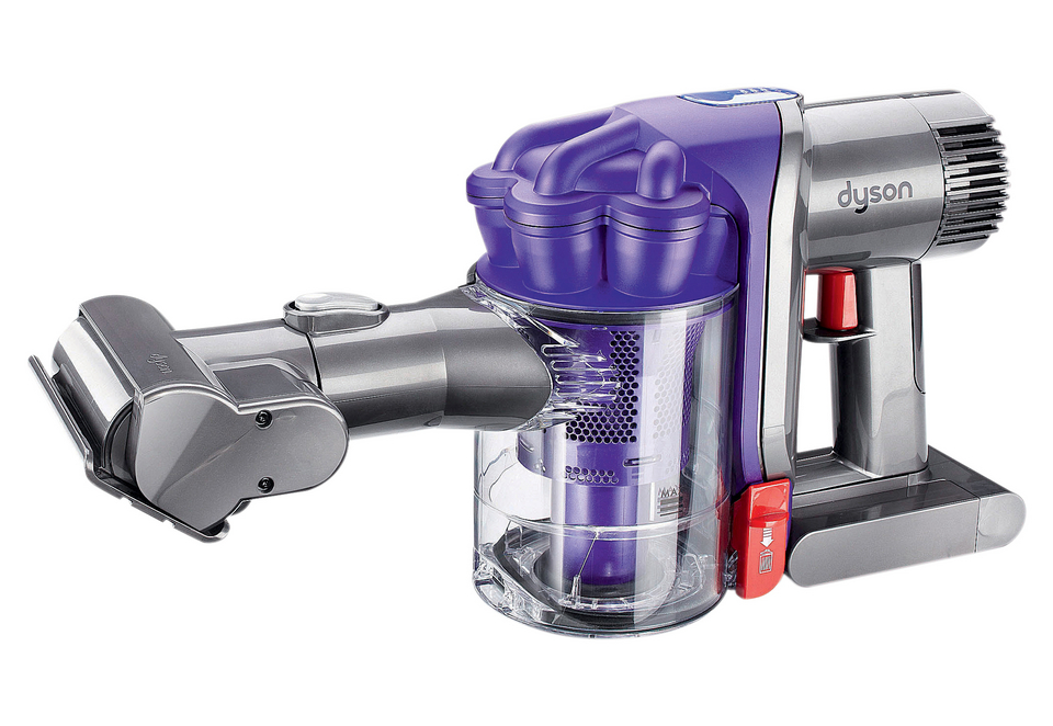 dyson dc34 staubsauger animalpro beutellos waschbarer vormotorfilter b ware ebay. Black Bedroom Furniture Sets. Home Design Ideas