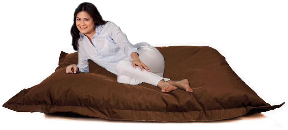 qoolbag riesen sitzsack xxl l bodenkissen sitzkissen tobekissen sessel beanbag ebay. Black Bedroom Furniture Sets. Home Design Ideas
