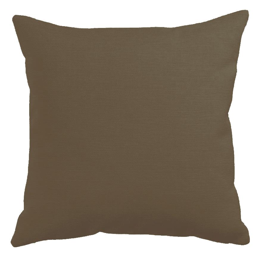 kissen kopfkissen leinen optik kissenbezug mit f llkissen inlett dekokissen ebay. Black Bedroom Furniture Sets. Home Design Ideas