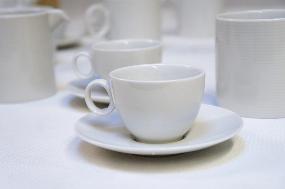 Tassen Thomas : Thomas rosenthal tlg porzellan espresso tassen set