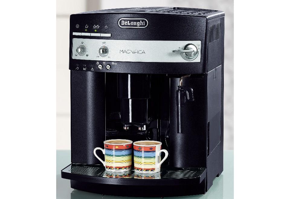 delonghi kaffeevollautomat esam 3000 b 1100 watt 15 bar gebraucht ebay. Black Bedroom Furniture Sets. Home Design Ideas