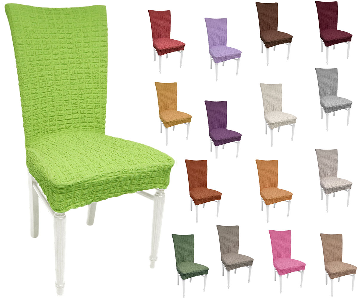 stuhlhussen 100 baumwolle dehnbare stoff stuhlbezug stuhlhusse universell ebay. Black Bedroom Furniture Sets. Home Design Ideas