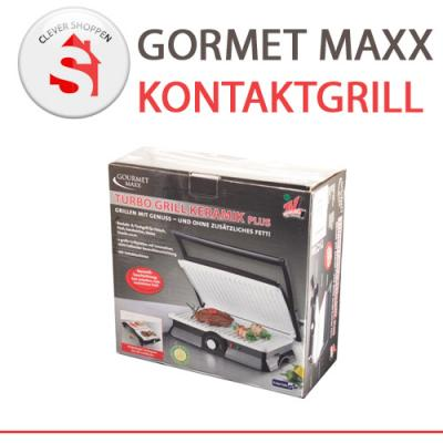 Gourmet maxx turbo gril