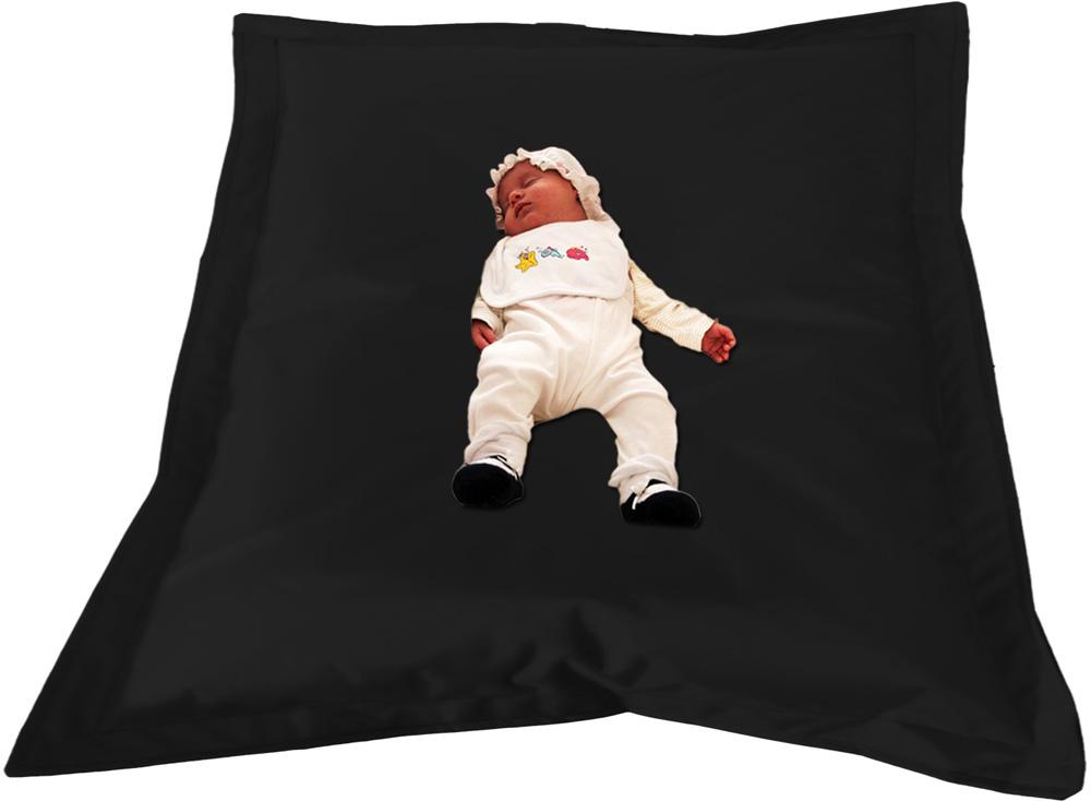 QoolBag Baby Kinder Liegekissen Reisebett Sitzsack Matratzen Auflage