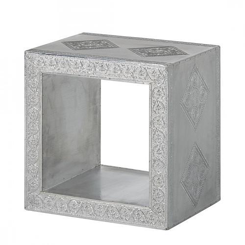 qool24 sheesham w rfel beistelltisch h240243 holz. Black Bedroom Furniture Sets. Home Design Ideas