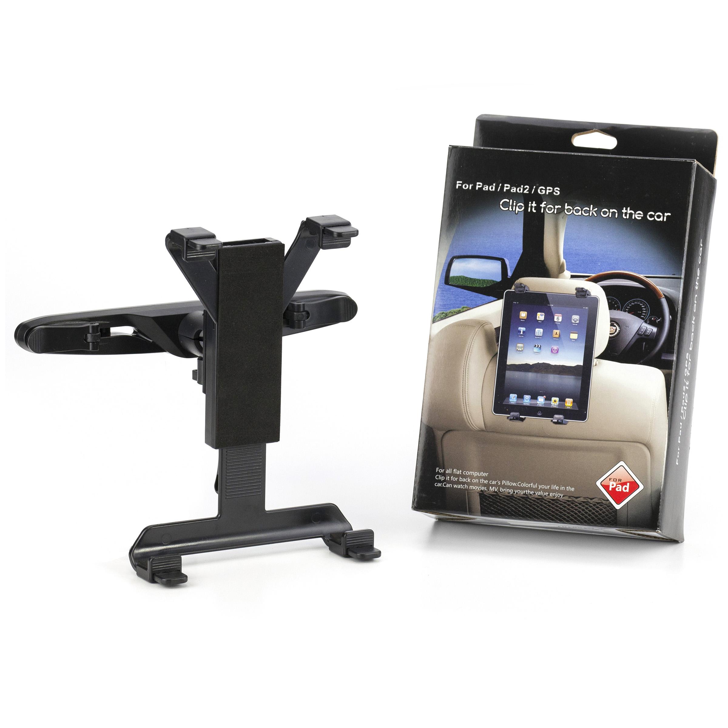 tablet halter auto kopfst tzen halterung f r samsung. Black Bedroom Furniture Sets. Home Design Ideas
