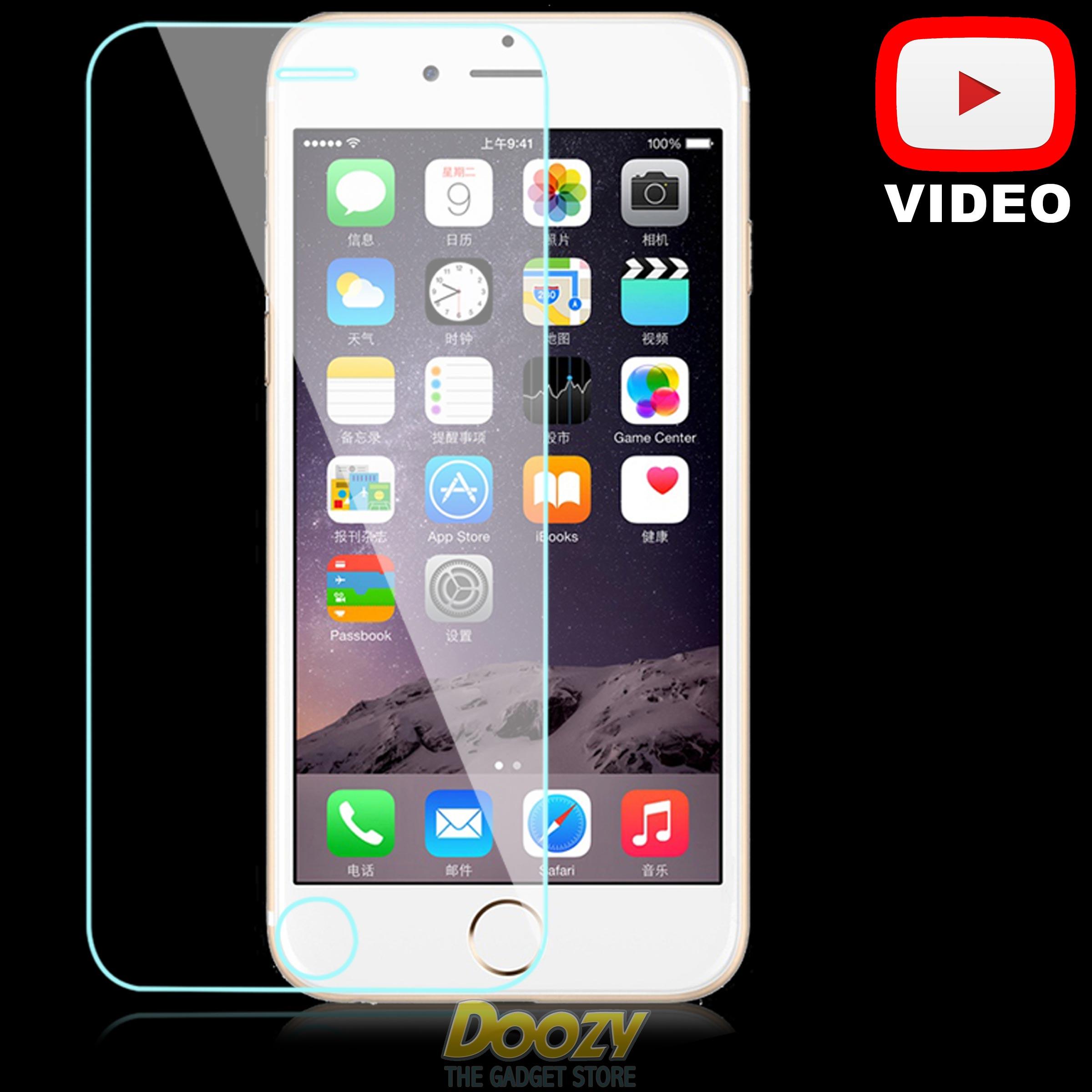 Iphone S Panzerglas Test