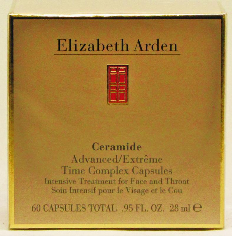 Elizabeth-Arden-Ceramide-Advanced-Time-Complex-Face-and-Throat-60-Kapseln