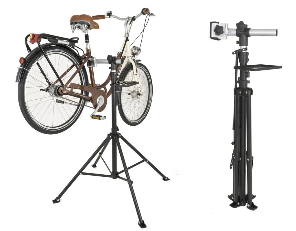 klappbarer fahrrad montagest nder reparaturst nder 4. Black Bedroom Furniture Sets. Home Design Ideas