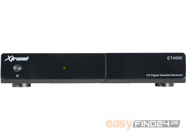 xtrend et 4000 hd digital linux fullhd satelliten receiver inkl w lan stick neu ebay. Black Bedroom Furniture Sets. Home Design Ideas