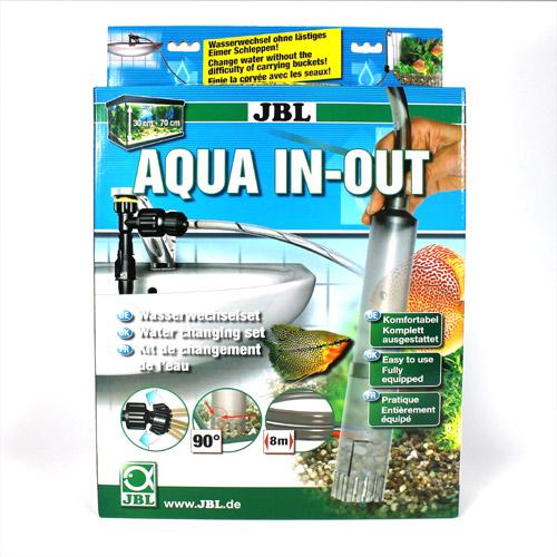 Jbl aqua in out bodenreinigung wasserwechsel aquarium ebay for Aquarium wasserwechsel