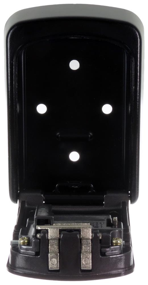 schl sseltresor mit zahlenschloss zur wandmontage ebay. Black Bedroom Furniture Sets. Home Design Ideas