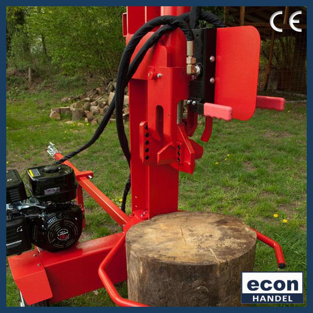 Benzin Holzspalter - über 30 Tonnen - 1050 mm Spaltlänge - 13 PS