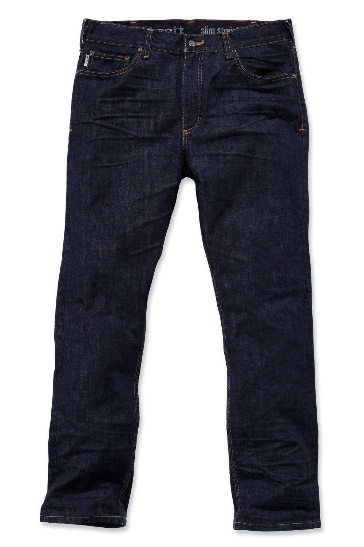 carhartt 100198 slim fit straight leg jeans arbeitshose ebay. Black Bedroom Furniture Sets. Home Design Ideas