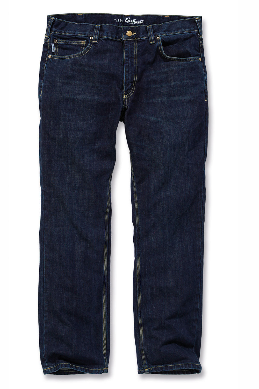 carhartt 101118 slim fit straight leg jeans arbeitshose ebay. Black Bedroom Furniture Sets. Home Design Ideas