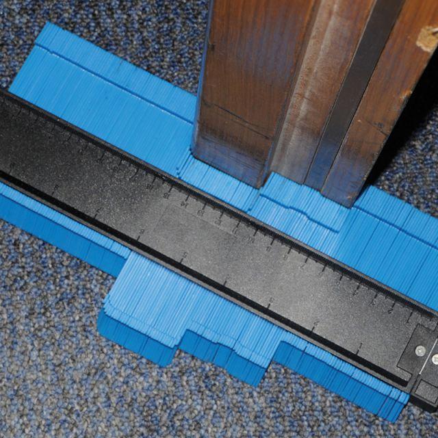 Great Mm Melehre Formlehre Aus Kunststoff D Frei Laminat Fliesen With  Laminat Kunststoff