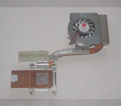 Targa Traveller 1777 x2 CPU-ventilador FAN de radiador lg ...