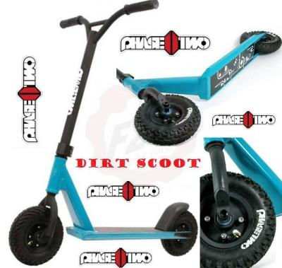 phase two dirt stunt scooter freestyle razor scoot jason. Black Bedroom Furniture Sets. Home Design Ideas