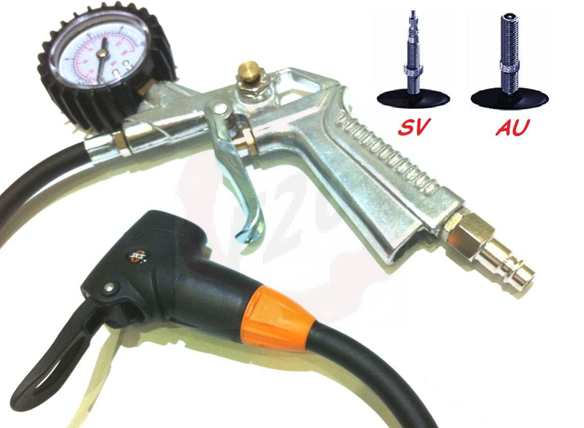 fahrradpumpe kompressor industriewerkzeuge ausr stung. Black Bedroom Furniture Sets. Home Design Ideas