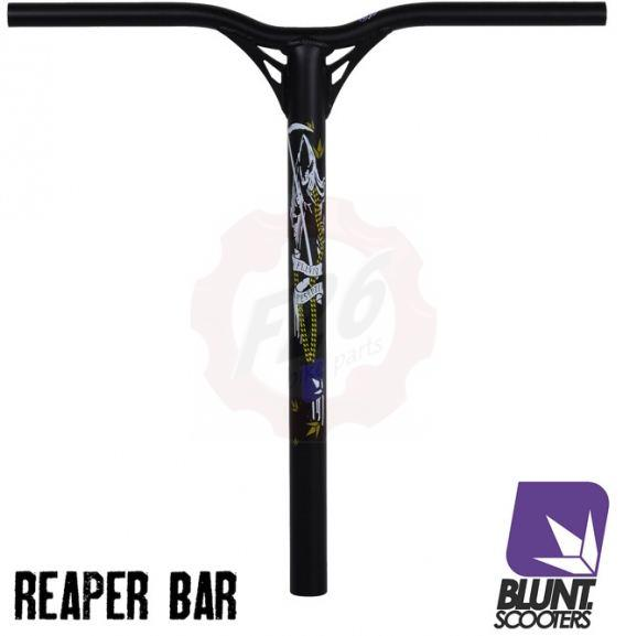 blunt reaper 2013 riser bar stunt scooter freestyle lenker. Black Bedroom Furniture Sets. Home Design Ideas