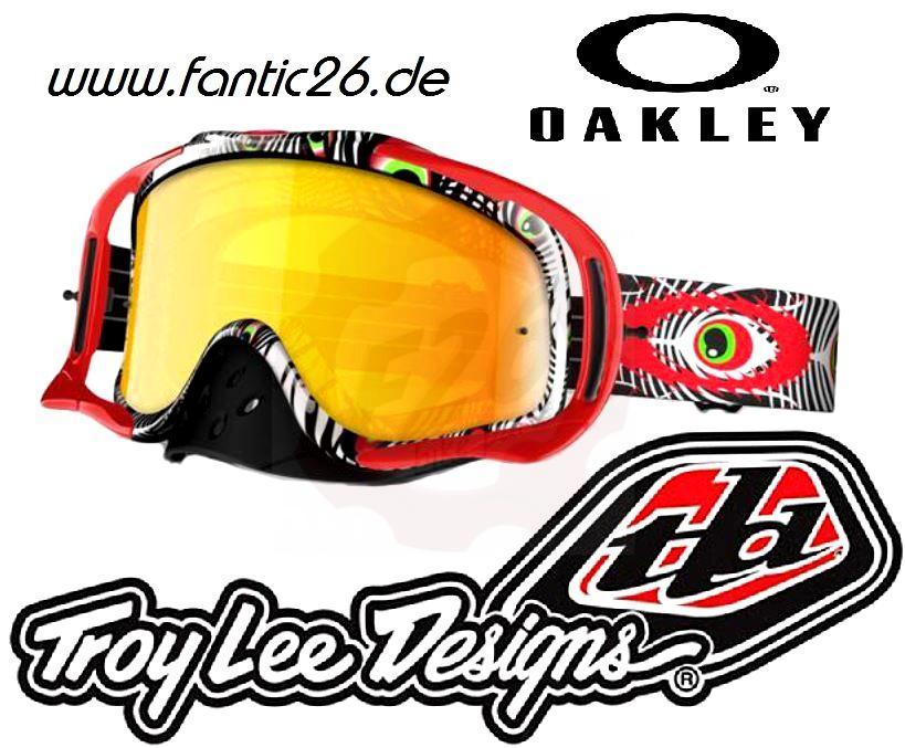 oakley motocross brille