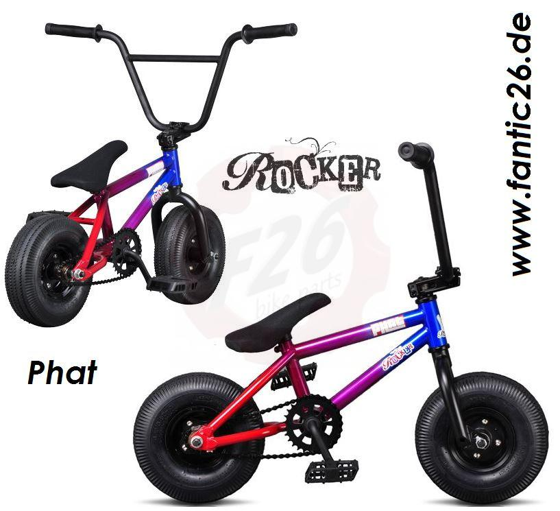 rocker mini bmx 2014 ltd royal phat v2 seafoam 24 carat. Black Bedroom Furniture Sets. Home Design Ideas