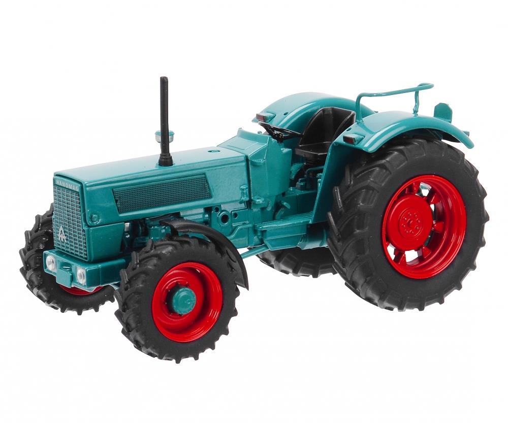 Schuco traktor hanomag robust sammler modell