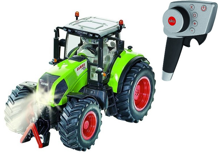siku control claas axion 850 traktor ferngesteuert 6882 ebay. Black Bedroom Furniture Sets. Home Design Ideas