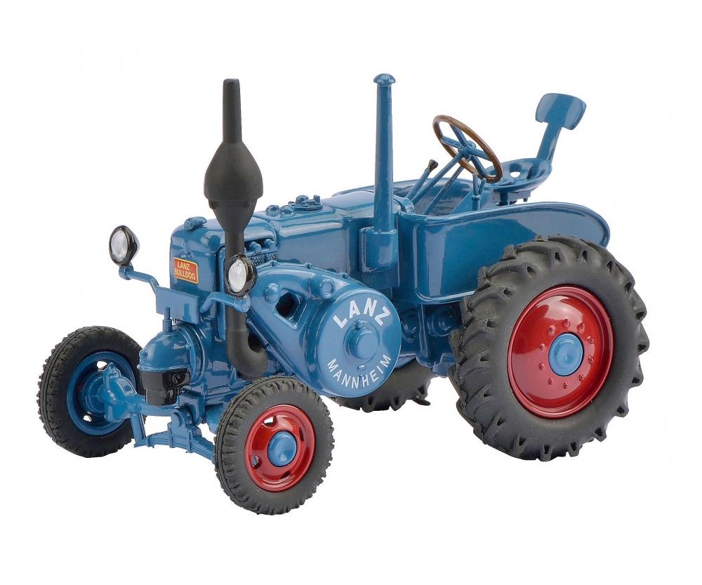 schuco lanz bulldog d9506 traktor modell 1 43 neu ebay. Black Bedroom Furniture Sets. Home Design Ideas