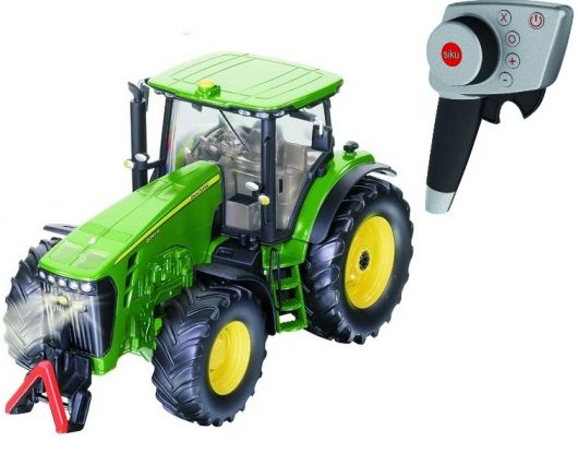 siku control john deere 8345r traktor ferngesteuert 6881. Black Bedroom Furniture Sets. Home Design Ideas