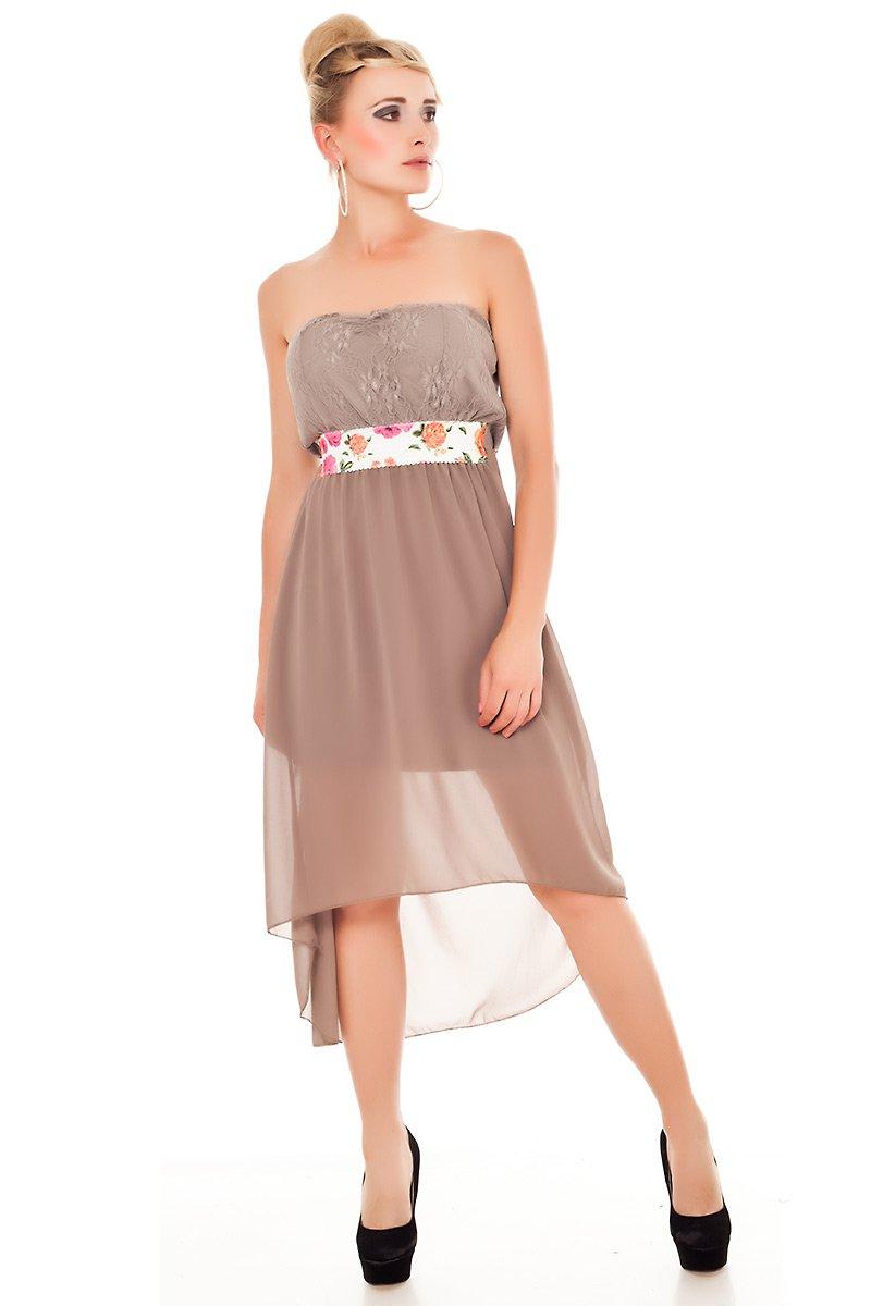 Sommerkleid Kurz Abendkleid Vorne Kurz Hinten Lang
