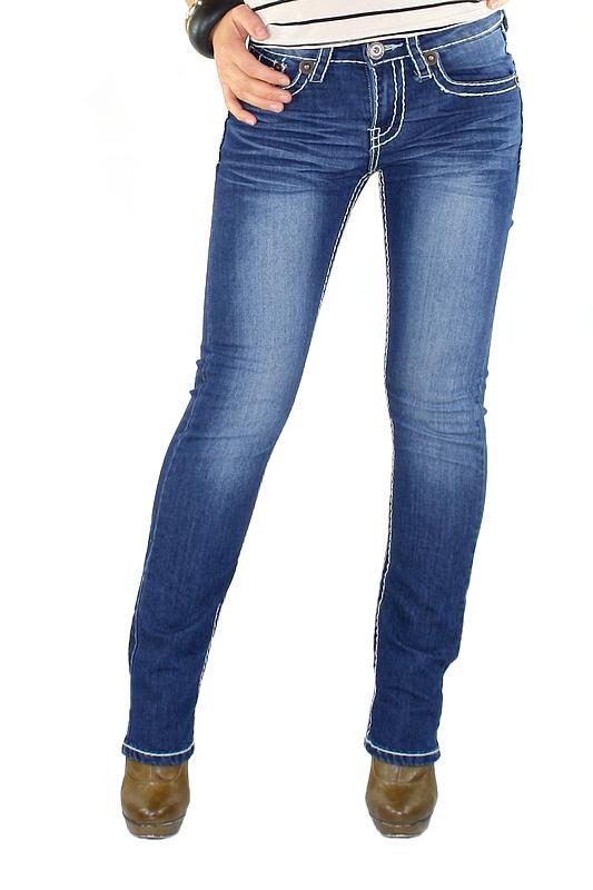 Damen jeans straight fit
