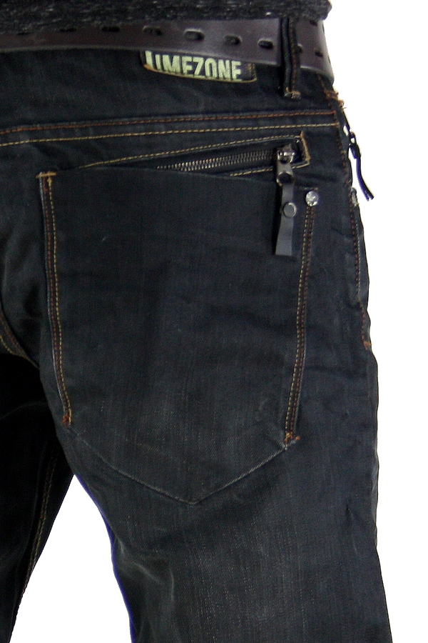 timezone jeans denim kiele herren hose black faded schwarz. Black Bedroom Furniture Sets. Home Design Ideas