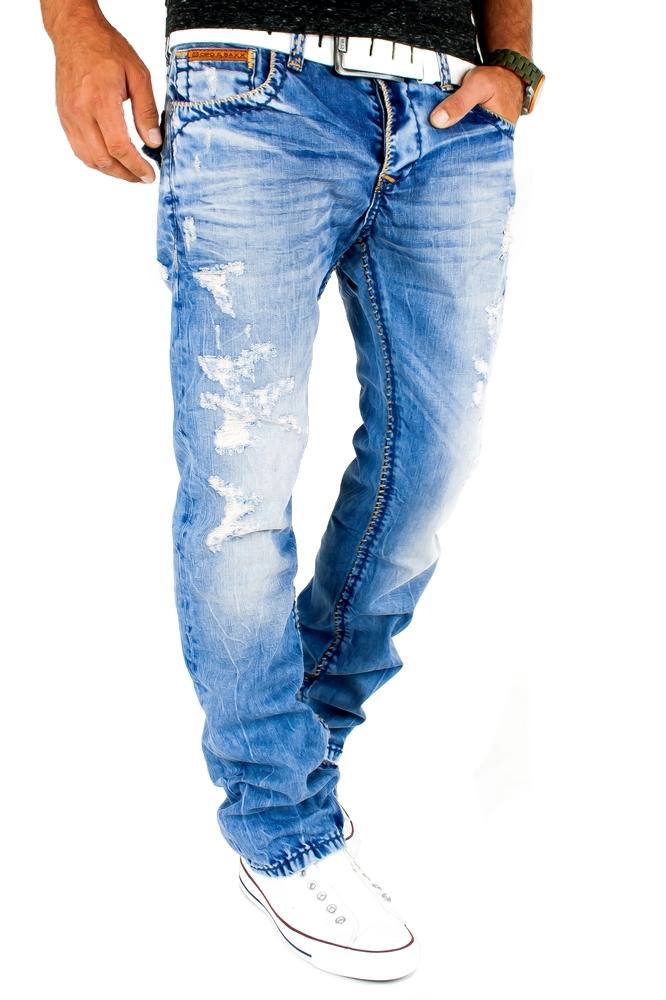 cipo baxx herren jeans hose dicke n hte vintage. Black Bedroom Furniture Sets. Home Design Ideas