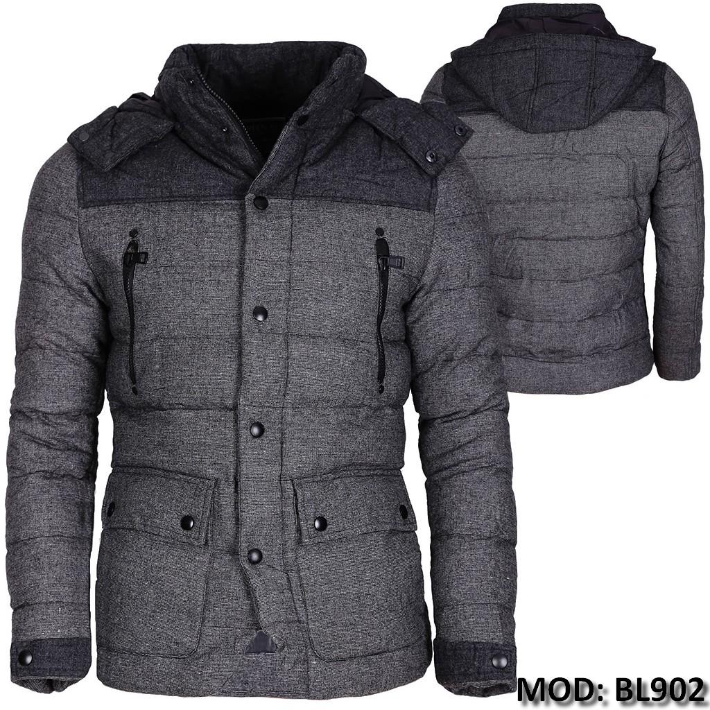 herren jacke winterjacke warm gef ttert parka mantel. Black Bedroom Furniture Sets. Home Design Ideas