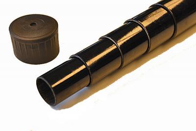 Premium teleskopstange m fahnenstange teleskopstab stange für