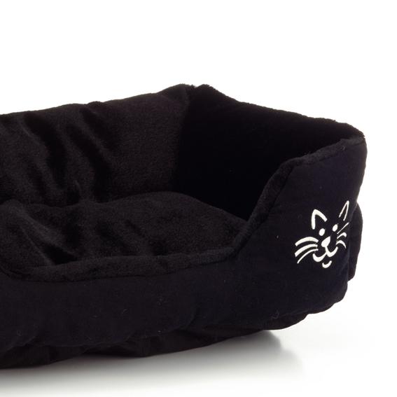 katzenbett katzenkorb katzenkissen katzenschlafplatz. Black Bedroom Furniture Sets. Home Design Ideas