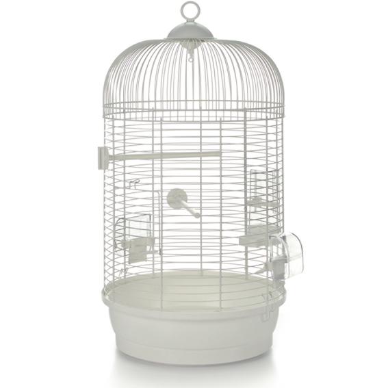 vogelk fig voliere vogelbauer rund passendem st nder. Black Bedroom Furniture Sets. Home Design Ideas