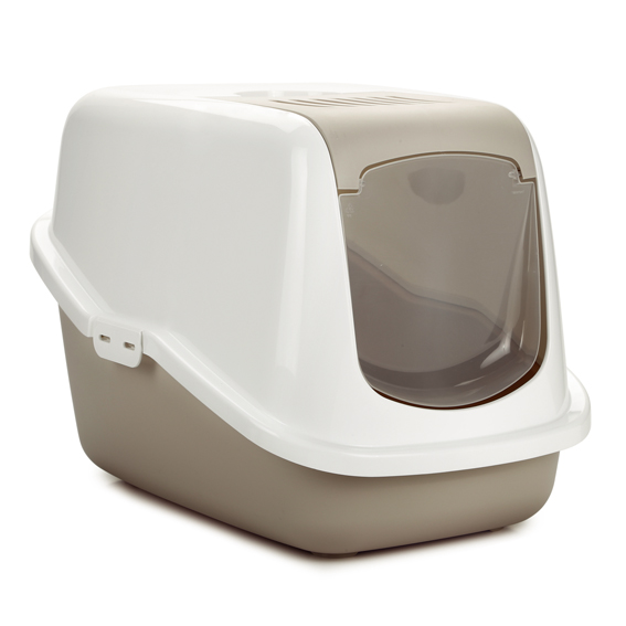 litter tray covered cat extra opening of the lid choice 6. Black Bedroom Furniture Sets. Home Design Ideas