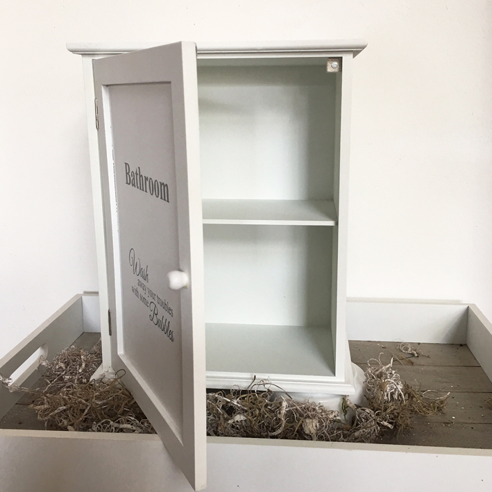 wandschrank bathroom h�ngeschrank badezimmer landhaus | ebay