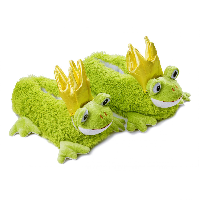Haus schuhe pl sch tier lustige frosch pantoffeln - Lustige pantoffeln ...
