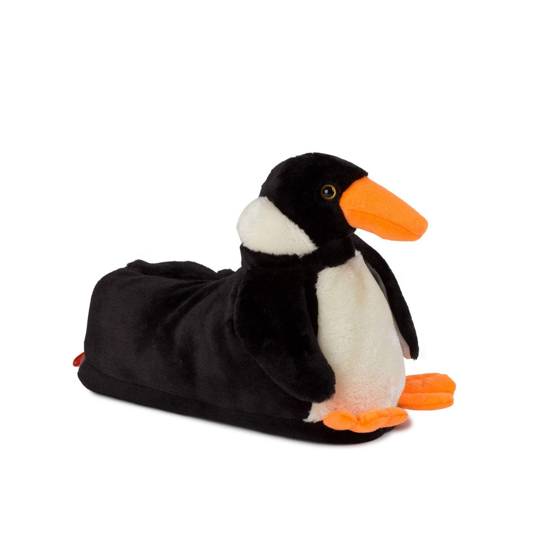 Haus schuhe pl sch tier lustige pinguin pantoffeln - Lustige pantoffeln ...