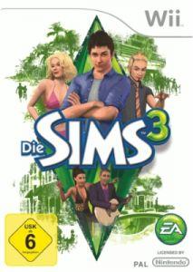 Die Sims 3 für Nintendo Wii, NEU&OVP
