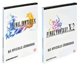Final Fantasy 10 X + 10-2 X-2 Lösungsbuch NEU & OVP
