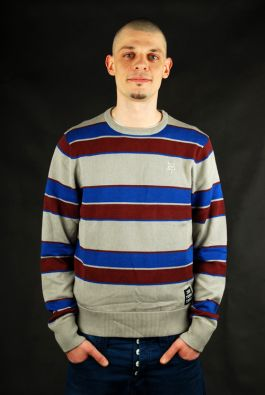 Zoo York Pullover Costello Slate