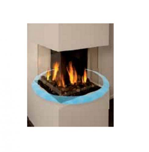 leda gas kaminofen carismo 2050 f r g20 h und g25 l kamin gaskamin gaskaminofen ebay. Black Bedroom Furniture Sets. Home Design Ideas